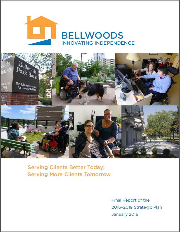 Bellwoods Final Report of the 2016-2019 Strategic Plan