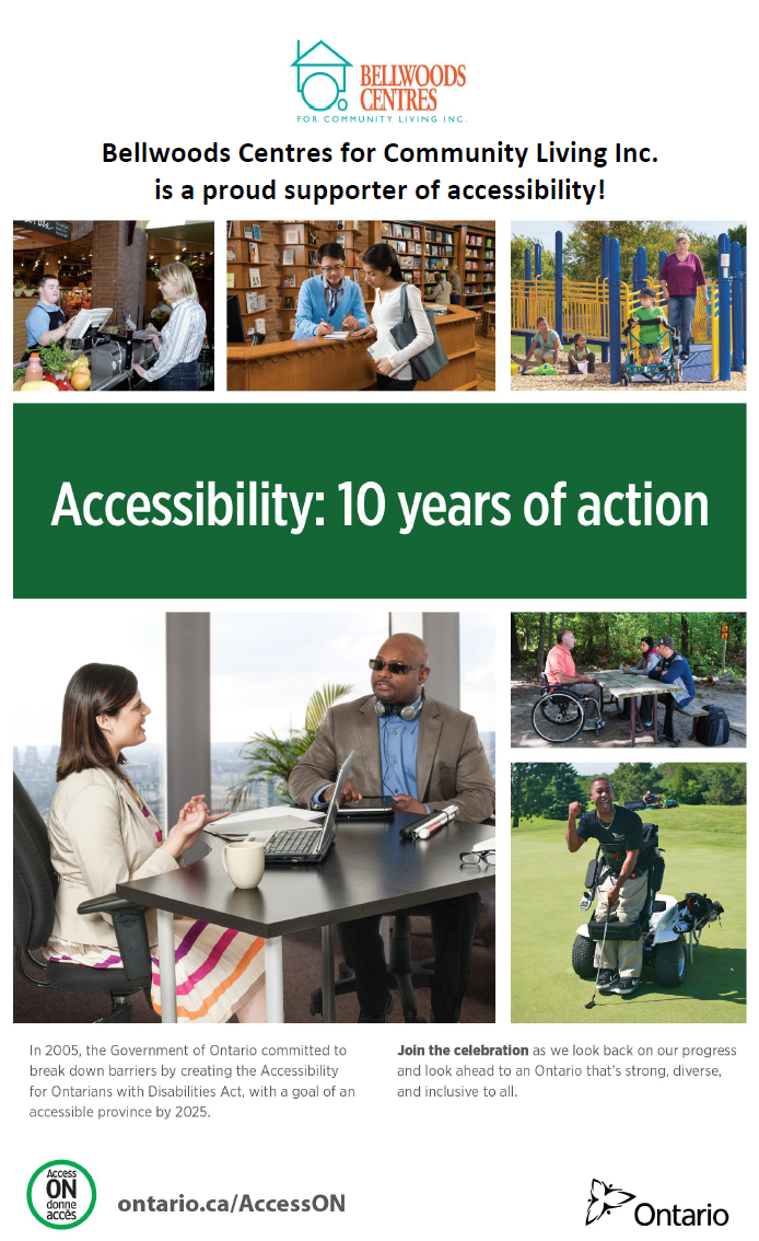 Accessibility: 10 years of action