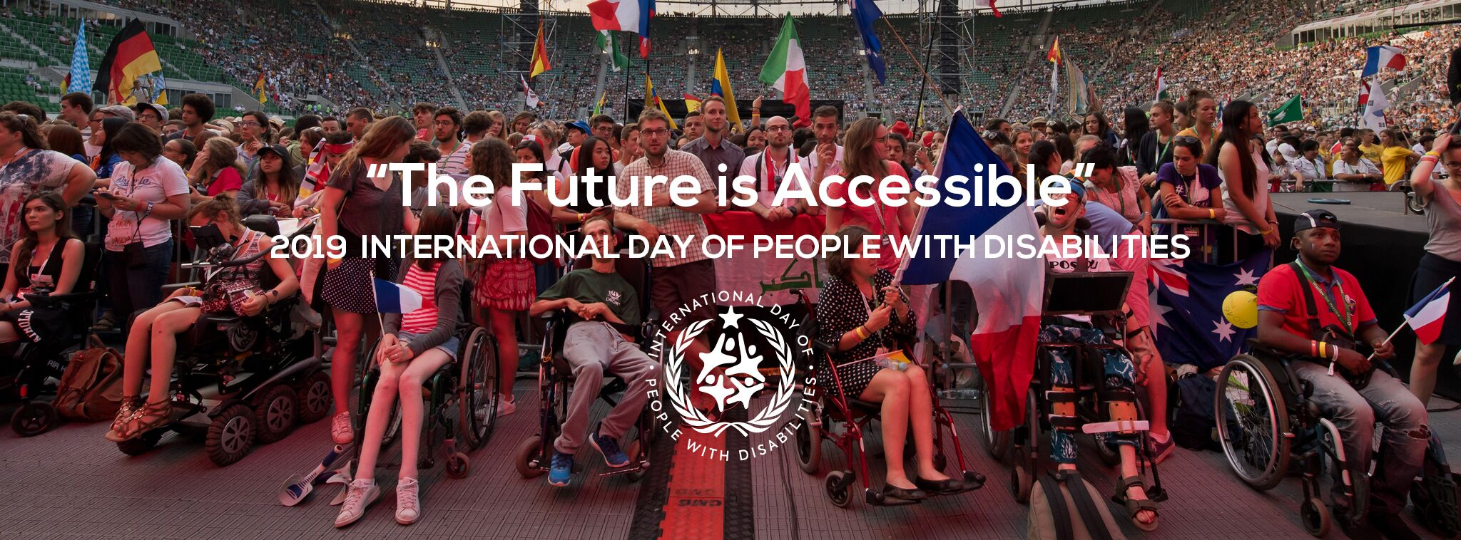 Photo of The Future is Accessible 2019 International Day of People with Disabilities
