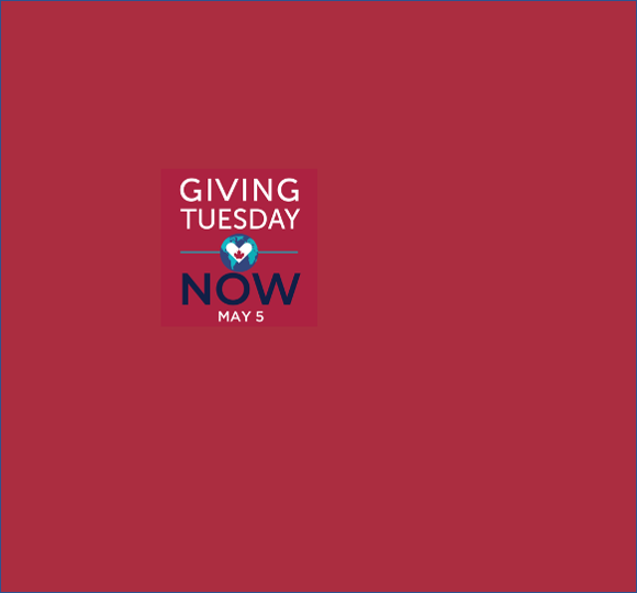 Giving Tuesday Now sign