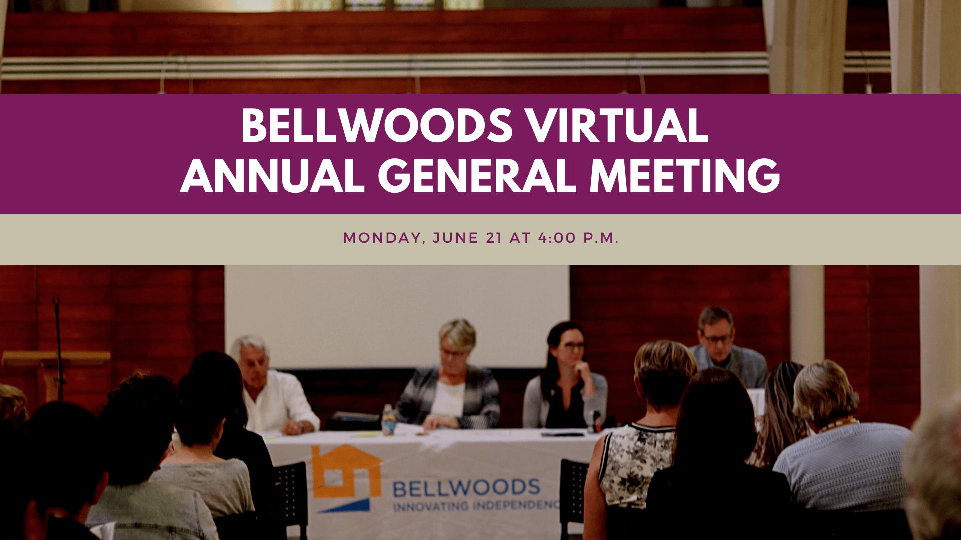 Bellwoods' 2021 Virtual Annual General Meeting
